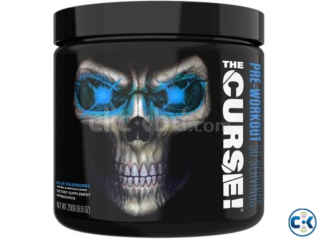 THE CURSE Pre-Workout in Bangladesh - Lowest Price | ClickBD large image 0