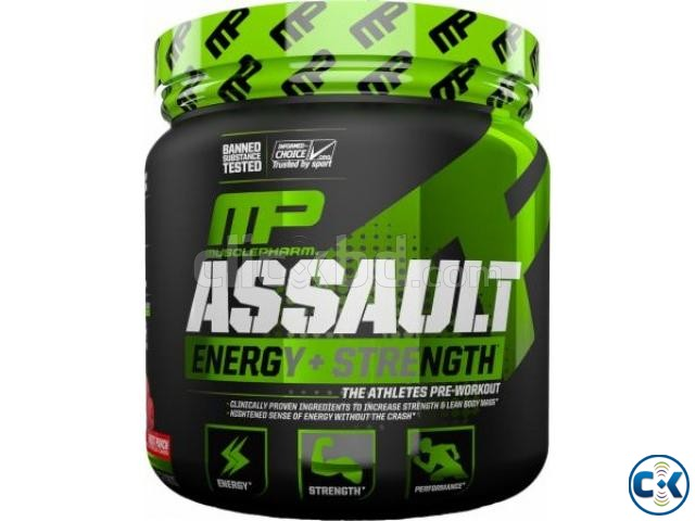 MP ASSAULT Pre-Workout in Bangladesh | ClickBD large image 0
