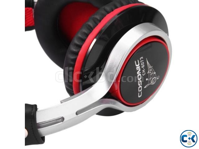 Cosonic CH-6073 Stereo Headset | ClickBD large image 1