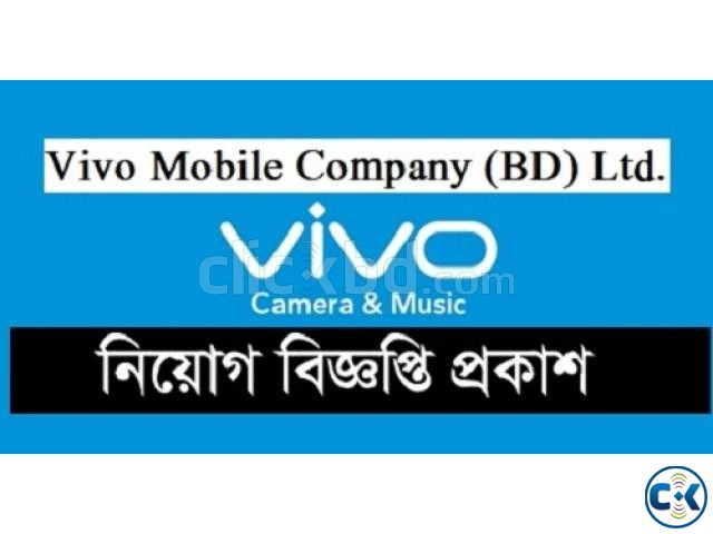 Vivo Mobile Co. BD Ltd Job Circular 2020 | ClickBD large image 0