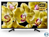 Sony Bravia KD-55Inch X8000G 4K Android Smart Television