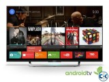 43 INCH X7500E. SONY BRAVIA 4K HDR ANDROID TV