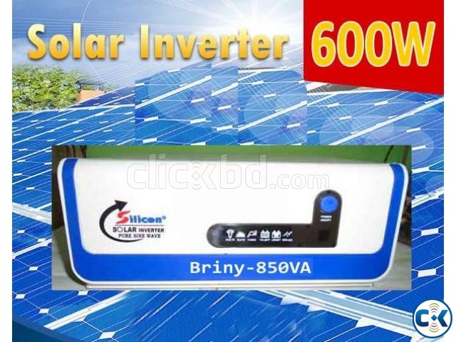 SOLAR INVERTER 600W UNIT | ClickBD large image 0