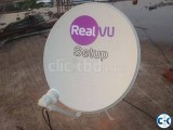 Mini Dish Antenna For Free To Air Chanels No Monthly Bill