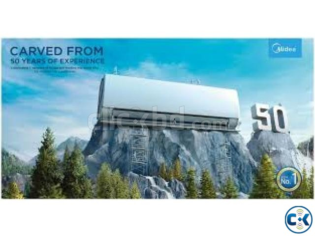 Midea 2.0 Ton Air Conditioner Home Delivery  | ClickBD large image 0