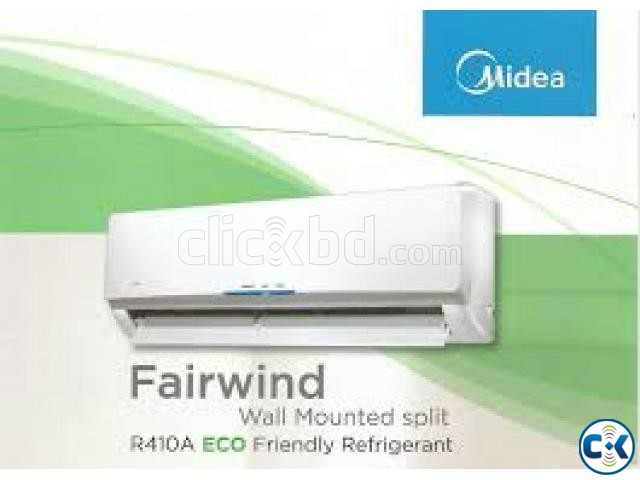 Midea 2.0 Ton Air Conditioner Home Delivery  | ClickBD large image 1