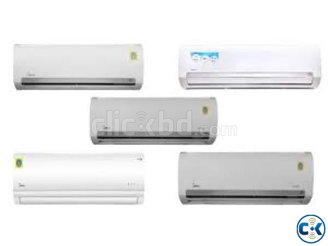 Midea 1.5 Ton Air Conditioner Home Delivery  | ClickBD large image 1
