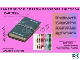 Pantone tcx Cotton Passport Upadted FHIC200A