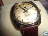 1970s roamer vangard manual hand winding watch