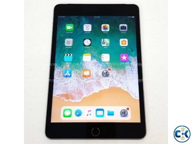 New Condition Apple ipad MINI 4 128GB GREY ONLY WIFI | ClickBD large image 0