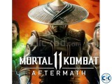 Mortal combat 11 after match Xbox one