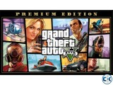 Grand Theft Auto V GTA V - Online Premium Edition