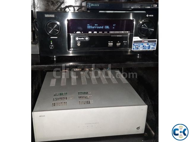 Arcam DiVA P1000 7-Channel Power Amplifier | ClickBD large image 2