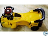 Plastic Baby Pedal Toy Car
