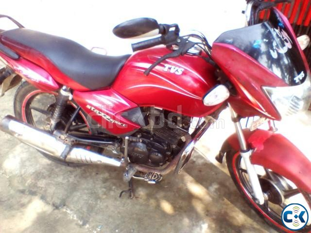 TVS Star Sports 125 CC | ClickBD large image 1