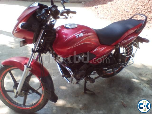 TVS Star Sports 125 CC | ClickBD large image 3