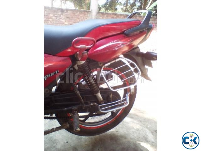TVS Star Sports 125 CC | ClickBD large image 4