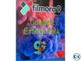 Filmora Effects Pack All Updated