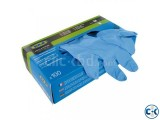 CE Certified Blue Nitrile Gloves