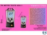 Ph meter testo 606-1 in bangladesh