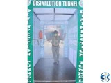 Disinfection Tunnel Gate Manual