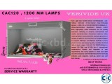 Verivide CAC120 light box in Bangladesh