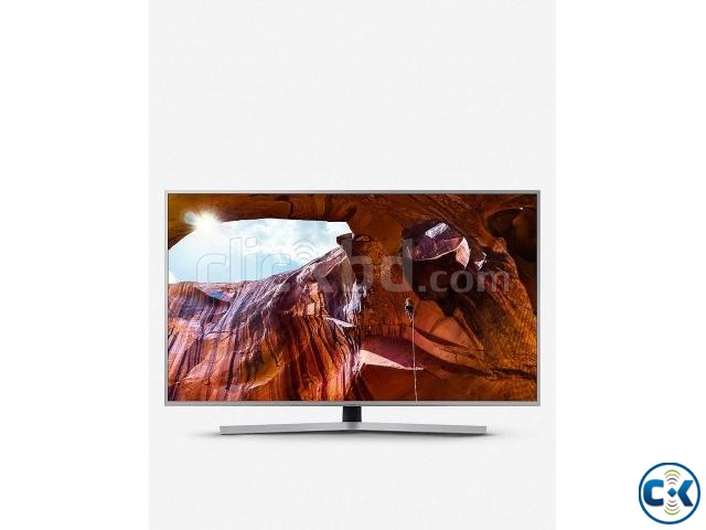 Samsung 55 Inch RU7400 Internet TV with Voice Remot Control | ClickBD large image 0