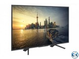 SONY KD-43X7000G Full UHD LED TV 43 Smart 4K