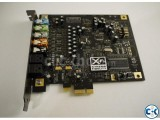 Creative XFi Xtreme Fidelity Gaming Sound Card
