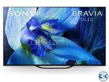 KD-65A8G 65 INCH OLED Sony Bravia 4K Android TV