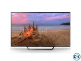 Sony Bravia 40 W652D Smart LED TV X-Reality PRO