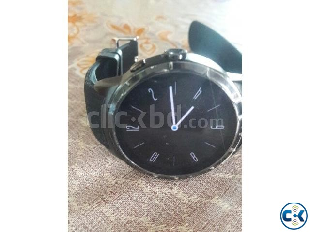 Smart watch x200 sim WiFi supported new | ClickBD large image 0