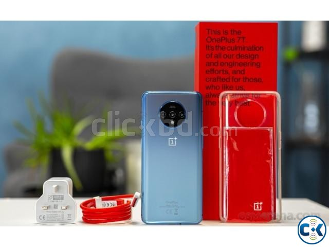 OnePlus 7T 256GB PRICE IN BD | ClickBD large image 0