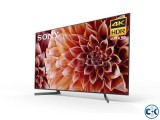 X7500F 55 Inch Sony Bravia 4K Smart Android TV