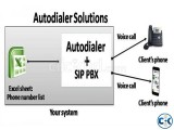 AutoDialer Software for voice marketing Solutions