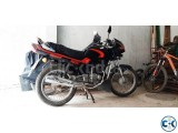 TVS GLX 125 CC Fully Fresh Running-for emergency money
