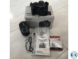 Canon 750d with lens Memory bag lens hud filter