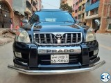 Toyota Prado Model 2005