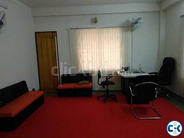1 Room Office Sub-Let Rampura | ClickBD large image 0