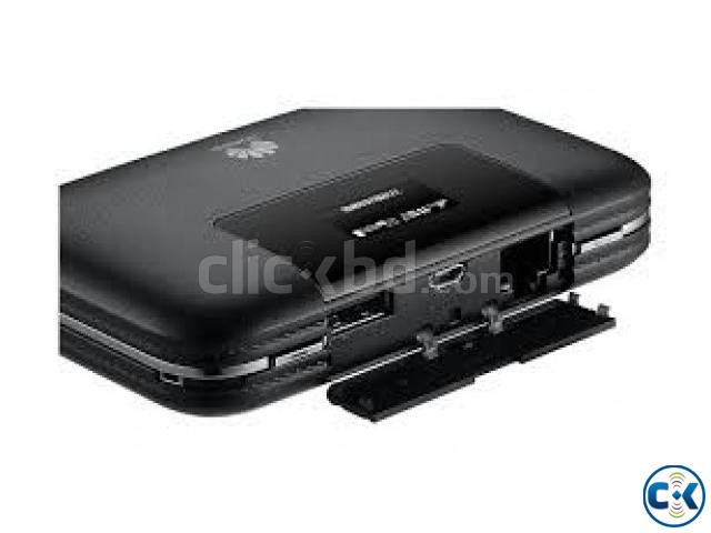 Huawei 4G LTE Wifi Pocket Router With Lan Port With 5200 mAh | ClickBD large image 1