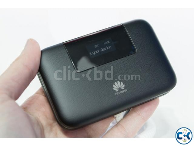 Huawei 4G LTE Wifi Pocket Router With Lan Port With 5200 mAh | ClickBD large image 2