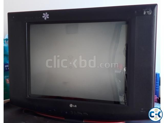 LG TV 21inc | ClickBD large image 0