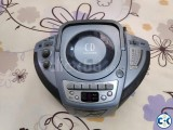 Sony Aiwa CD Cassette Radio Recorder All in One Combo Player