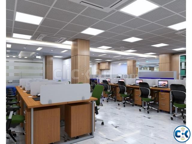 Office interior Design BD.00567 | ClickBD large image 0