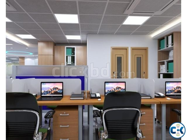 Office interior Design BD.00567 | ClickBD large image 1
