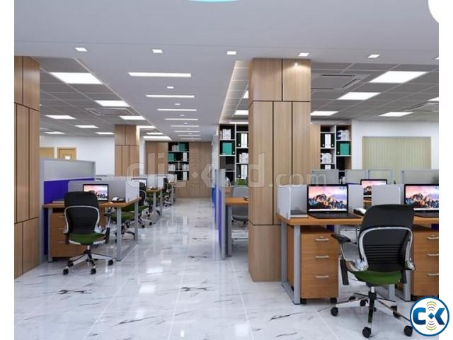 Office interior Design BD.00567 | ClickBD large image 2