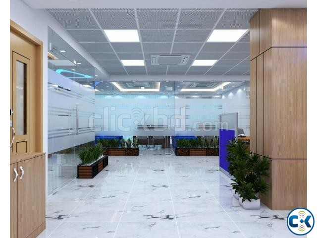 Office interior Design BD.00567 | ClickBD large image 3