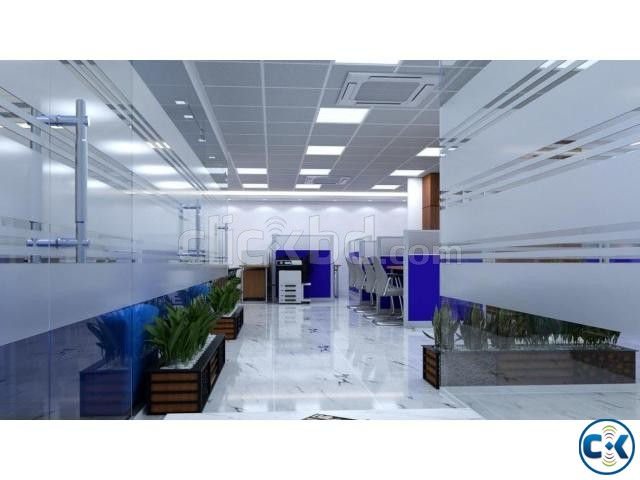 Office interior Design BD.00567 | ClickBD large image 4