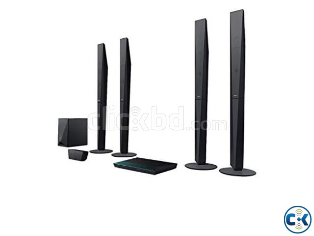 Sony BDV-E6100 5.1 Blu-ray 3D Bluetooth Home Theatre System | ClickBD large image 0