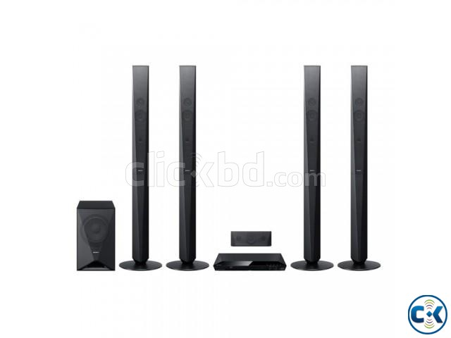 Sony BDV-E6100 5.1 Blu-ray 3D Bluetooth Home Theatre System | ClickBD large image 3